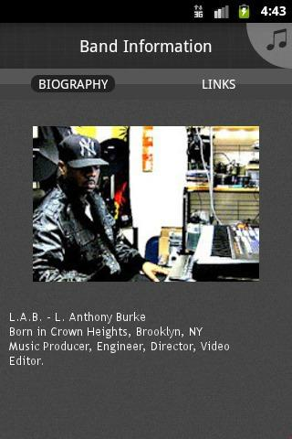 L.A.B. Instrumental - screenshot