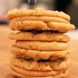 Heaven-Sent Peanut Butter Cookies.