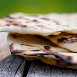 Grilled Lebanese Flatbread.