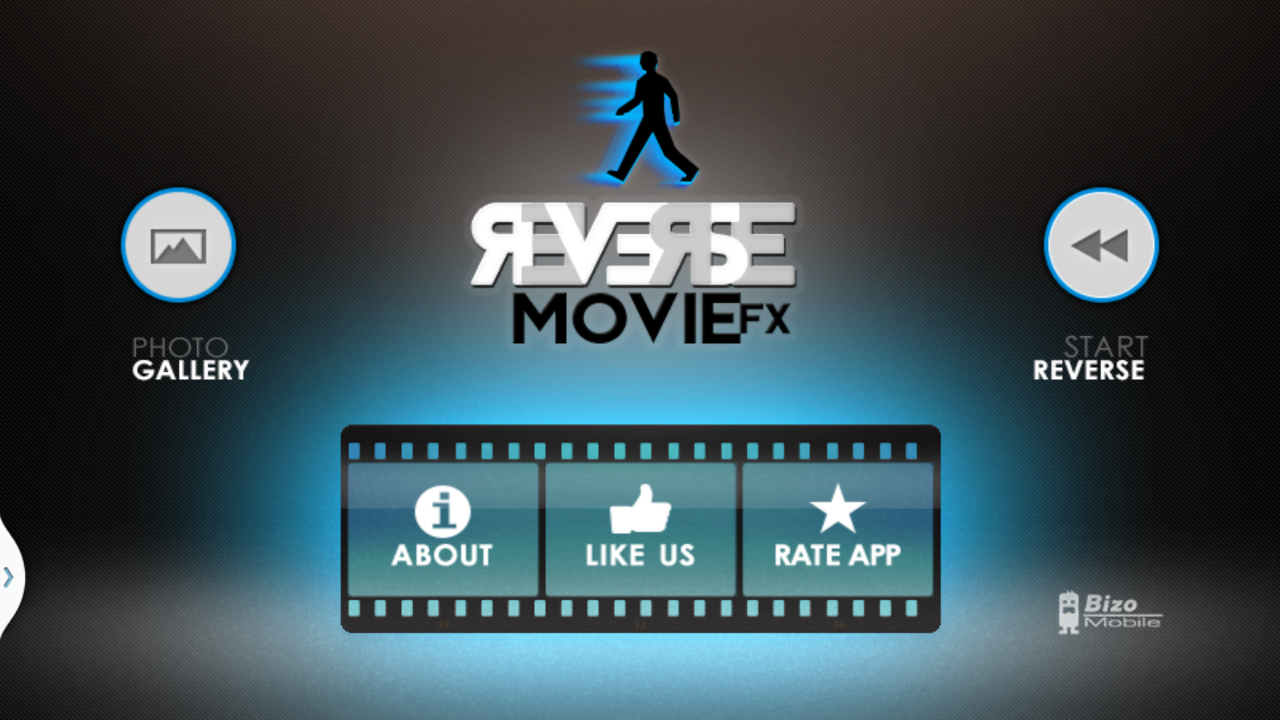 Reverse movie fx magic video android apps on google play Magic app