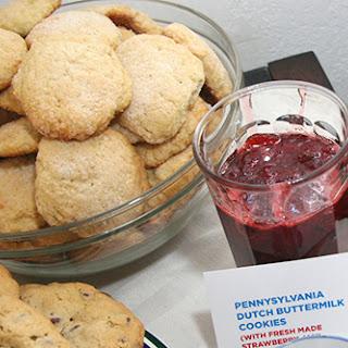 Pennsylvania Dutch Soft Sugar Cookies