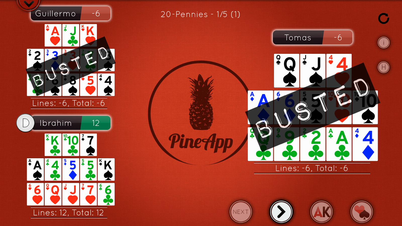 Abc poker app cheat
