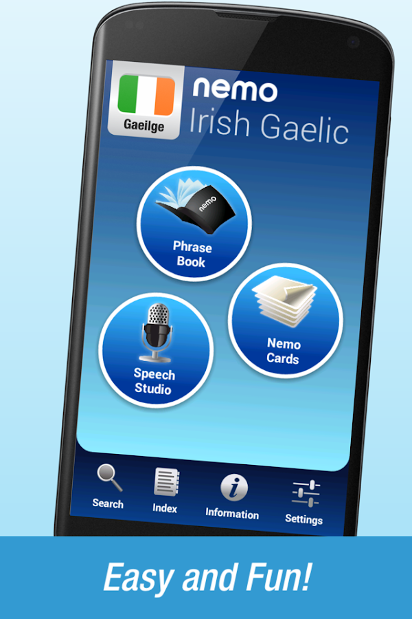 FREE Irish Gaelic by Nemo- screenshot