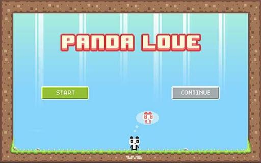 【免費街機App】Panda Jump-APP點子