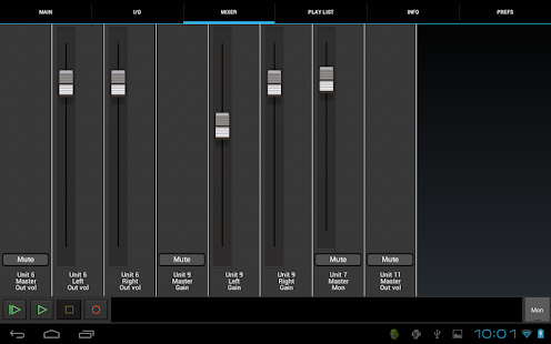 USB Audio Recorder PRO- screenshot thumbnail