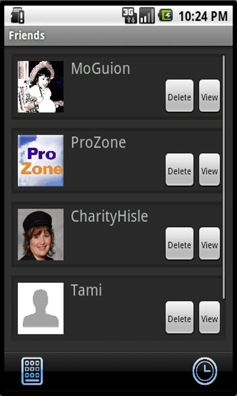 ProZone - screenshot