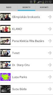 BOOM FM - screenshot thumbnail