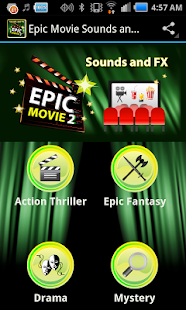 Epic Movie Sounds and FX 2 - screenshot thumbnail