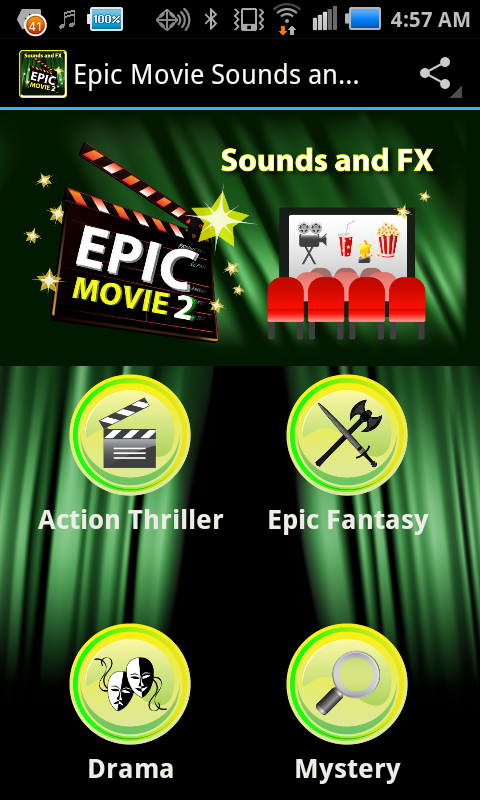 Epic Movie Sounds and FX 2 - screenshot