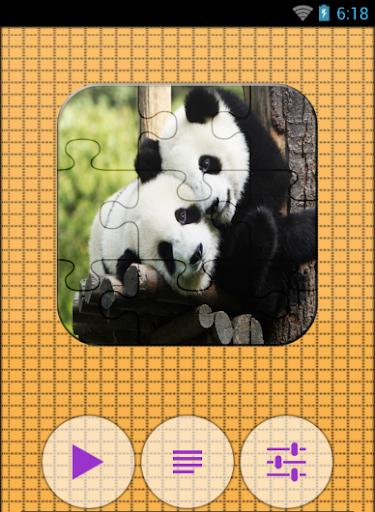 لعبة ترتيب و تركيب صور حيوانات