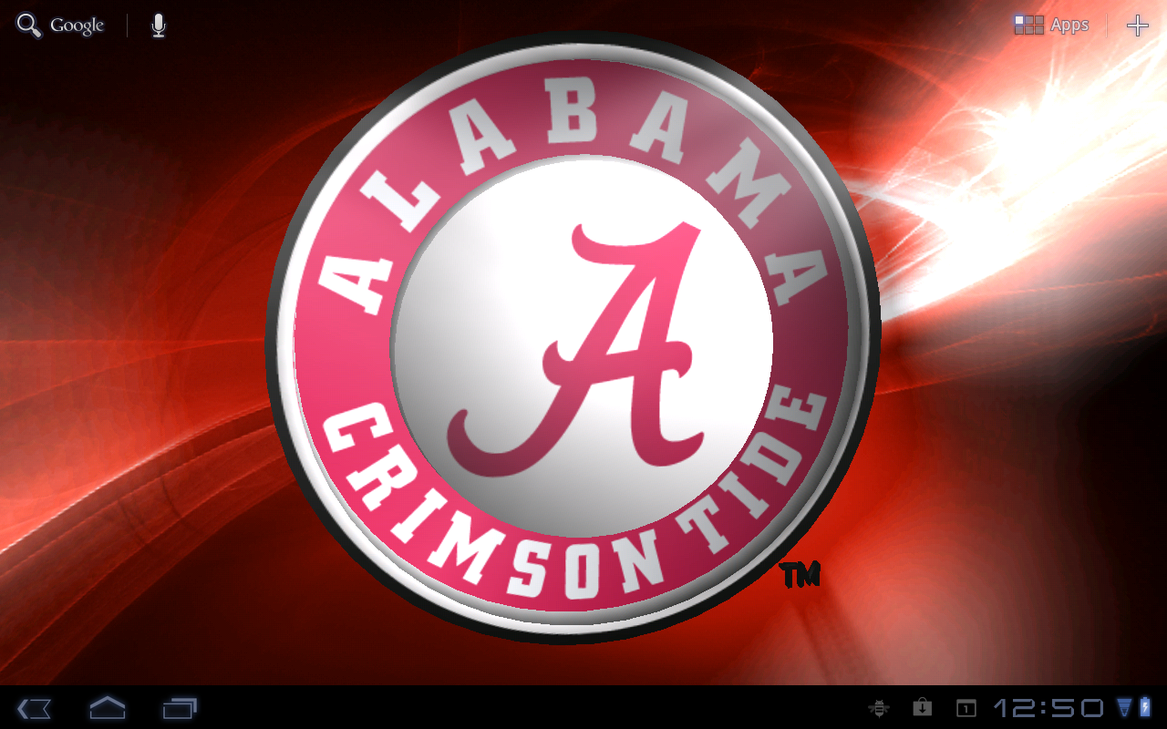 Crimson Tide Wallpaper   Wallpapers HD Desktop