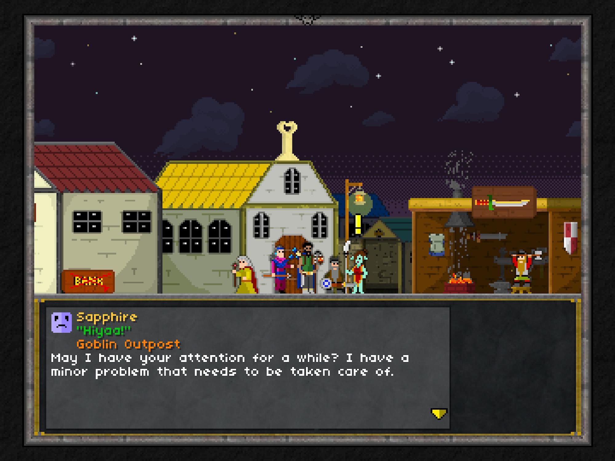 Pixel Heroes: Byte & Magic screenshot #6