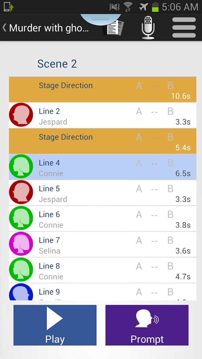LineLearner Android 2