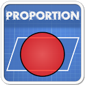 Proportion icon