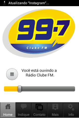 Clube FM 99 7