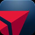 Fly Delta logo