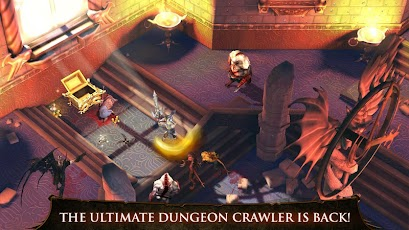 Dungeon Hunter 4 v1.0.1 apk +data [Mod/Unlimited]