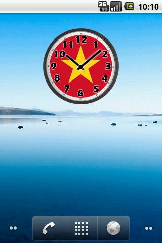 Vietnam Clock