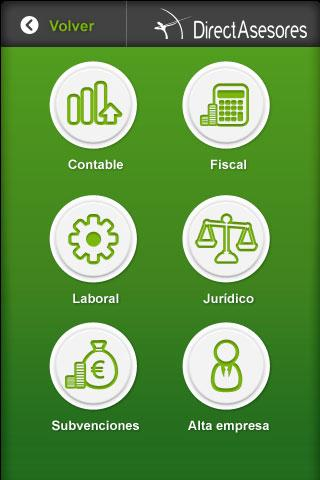 Direct Asesores- screenshot
