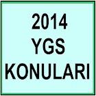 YGS KONULARI 2014 icon