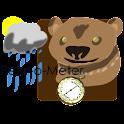Bear-o-Meter logo