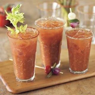 Fresh Tomato Bloody Marys