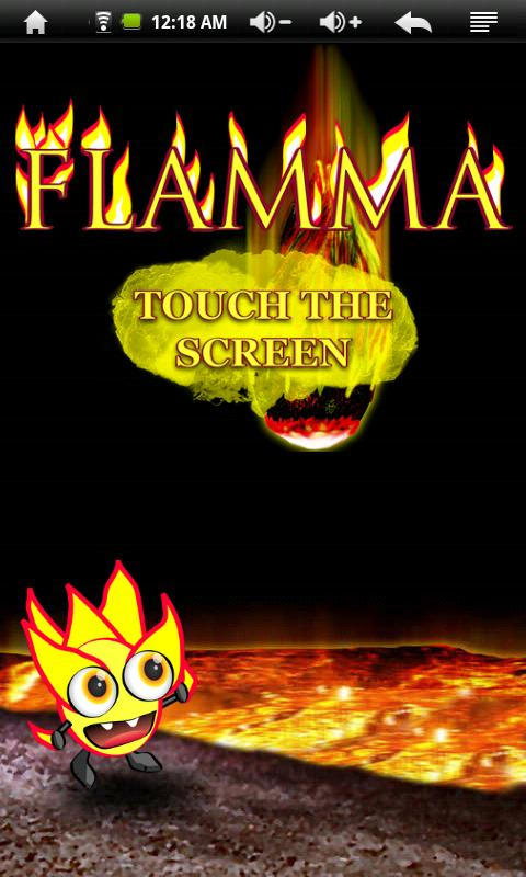 Flamma - screenshot