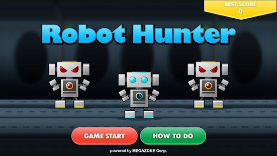 Robot Hunter