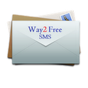 Way2SMS : Send Free SMS (Pro) icon