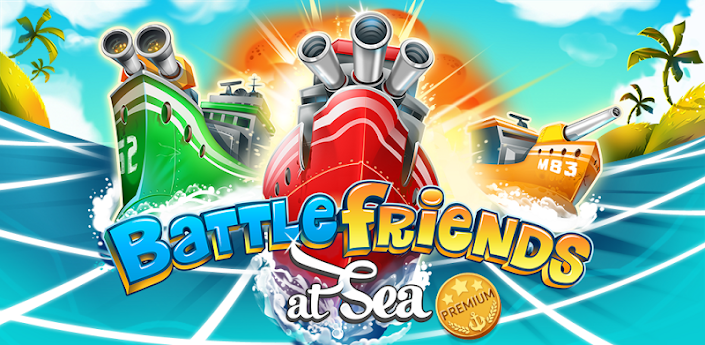 BattleFriends at Sea v1.1.5 [PREMIUM] (online play) Android