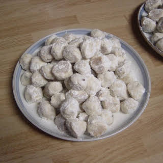 Swedish Butter Balls.