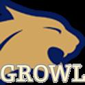 Bobcat Growler logo