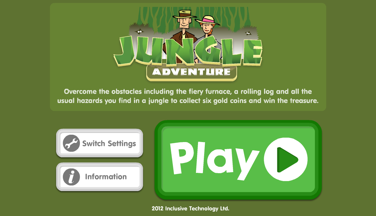Jungle Adventure- screenshot