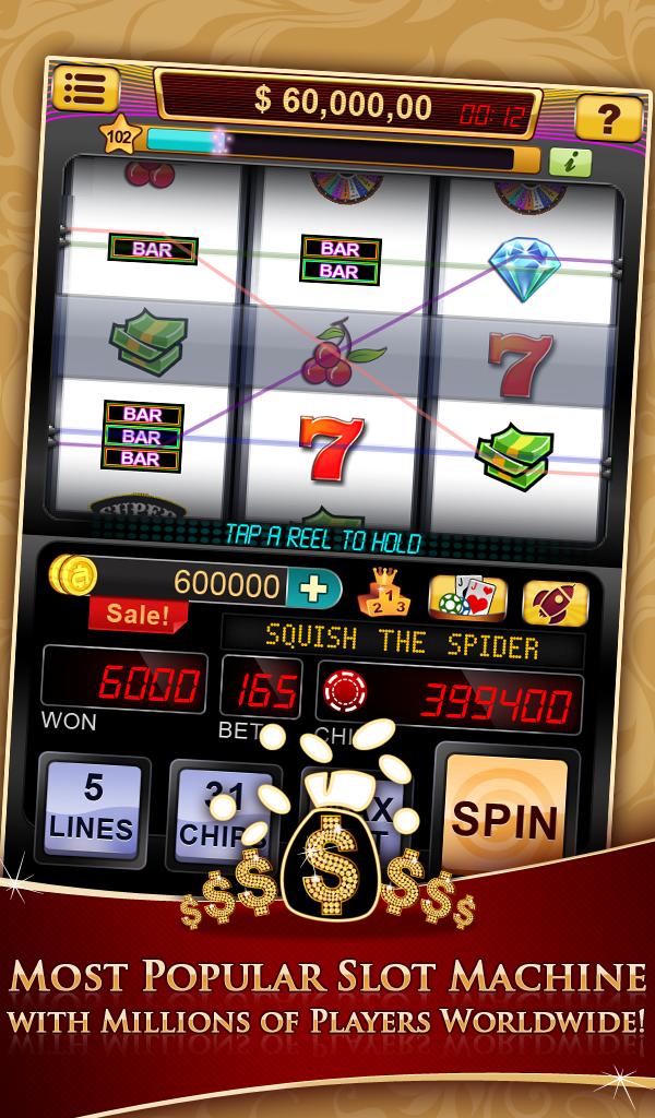 Slot Machine - FREE Casino screenshot #15