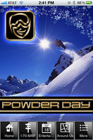 Powder Day - screenshot