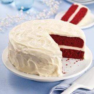 Breakstone's Red Velvet Cake.