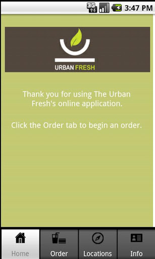 The Urban Fresh