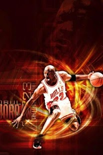 Michael Jordan Live Wallpaper - screenshot thumbnail