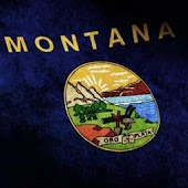 Montana Flag Live Wallpaper