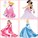 Princesses Memory Game icon