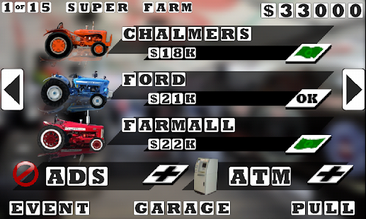 Tractor Pull - screenshot thumbnail
