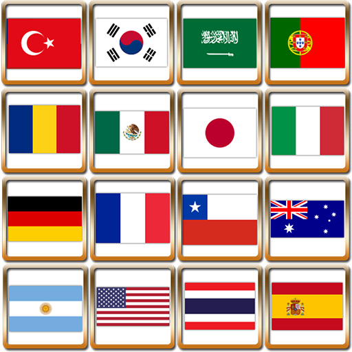 Fun With Flags Matching Game 解謎 App LOGO-APP開箱王