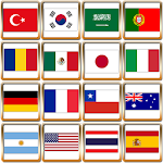 Fun With Flags Matching Game
