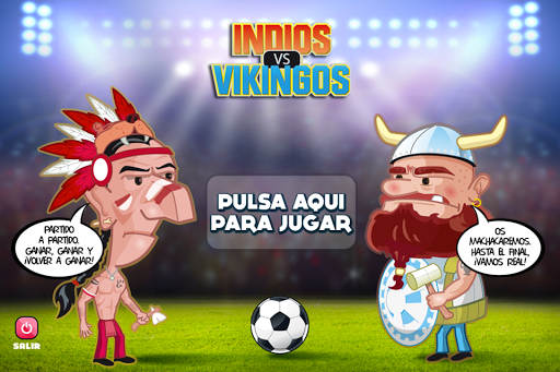 Indios vs Vikingos