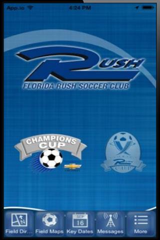 Florida Rush Soccer Tournament