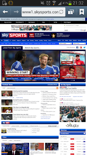 Football News and Transfer