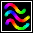Яркие следы (живые обои) icon