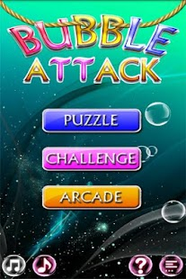 Bubble Attack- screenshot thumbnail