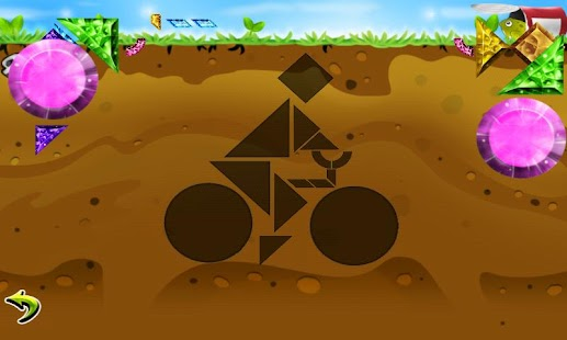 Kids Tangram - screenshot thumbnail