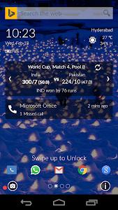 Picturesque Lock Screen v1.1.1